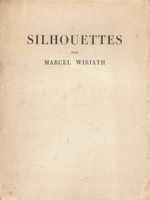M.Wiriath. Silhouettes. Edt Self, 1949